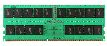 2006: Micron unveils the world's highest-density server memory module