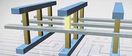 2015 年:美光和 Intel 宣布推出突破性的記憶體 3D XPoint™ 技術
