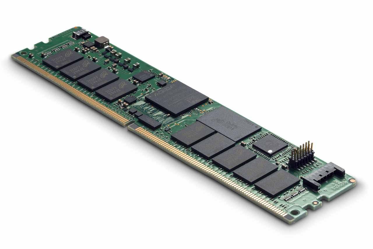 Micron NVDIMM-N module