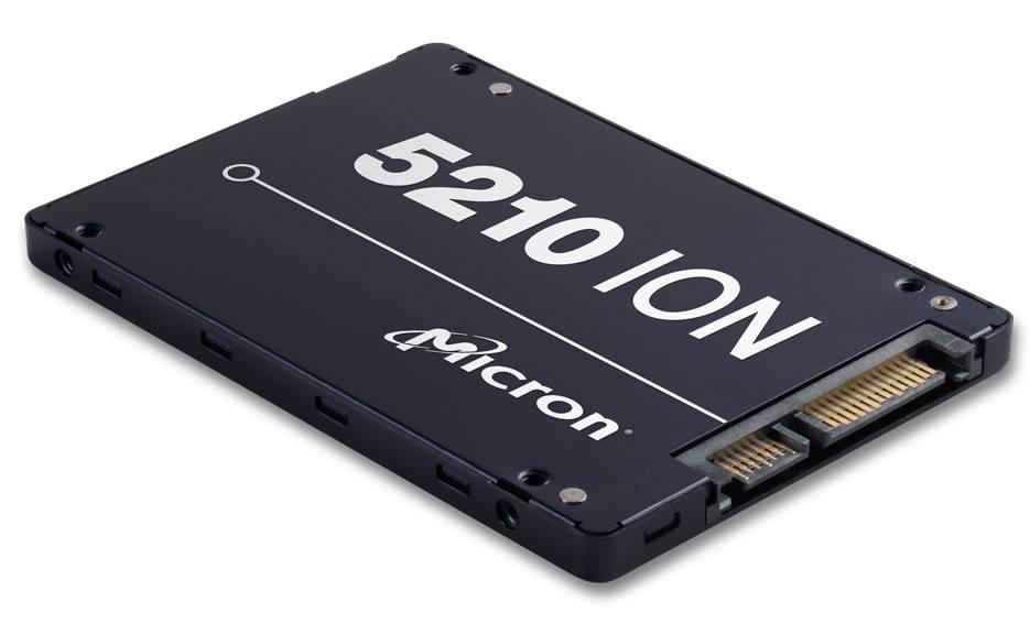 Micron® 5210 ION SSD
