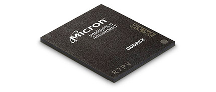 Image of Micron GDDR6X memory