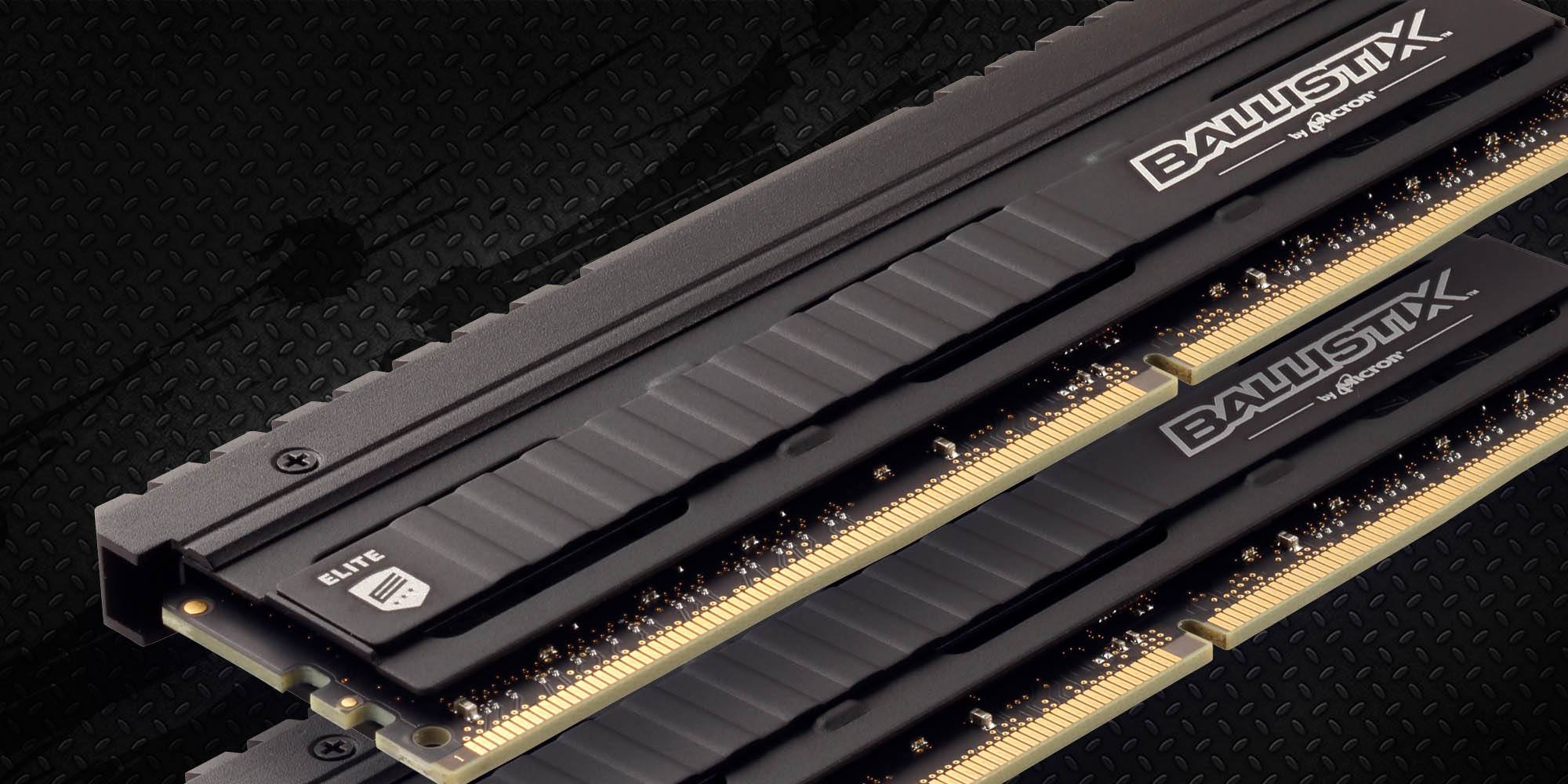 Ballistix Elite DDR4 Memory
