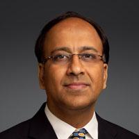 headshot portrait of Anand Ramamoorthy