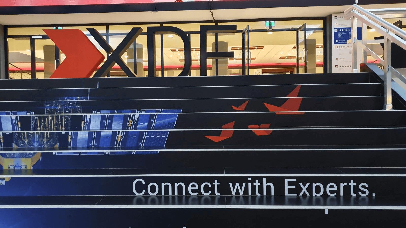 XDF Main Hall