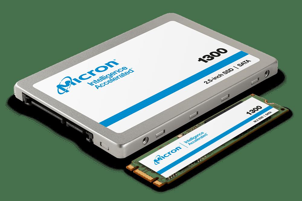 1300 SATA SSDs