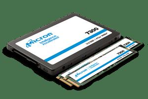 7300 NVMe SSD Image