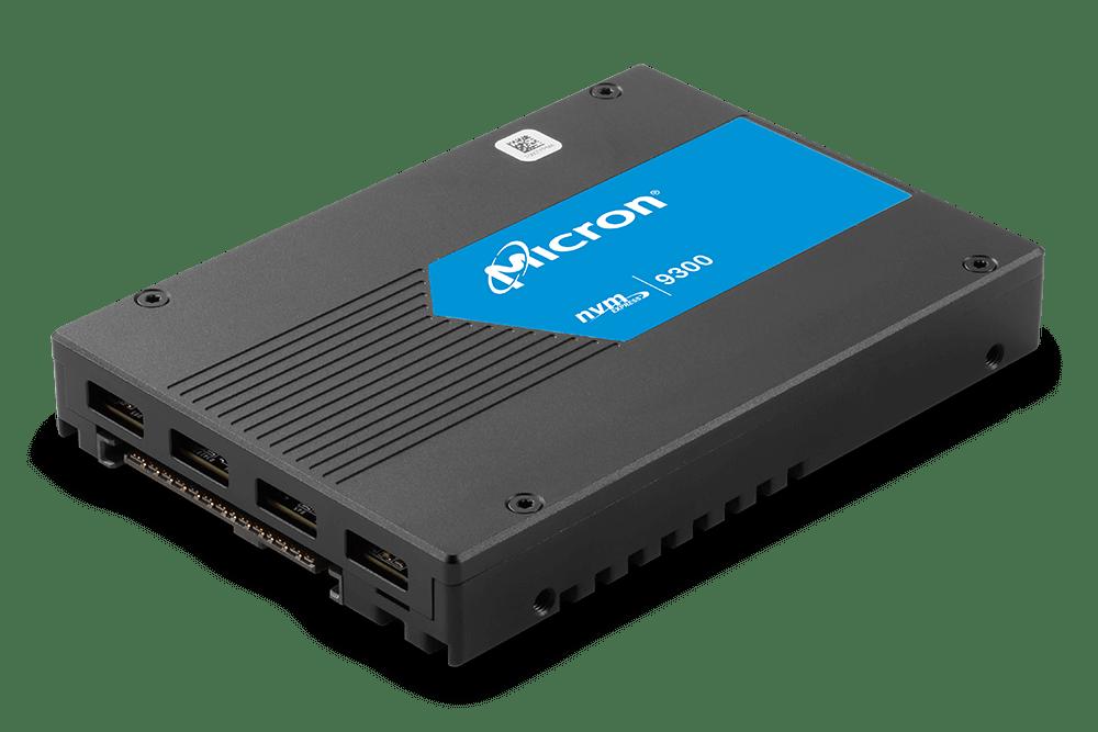 Micron 9300 PRO NVMe SSD