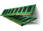 DRAM Module Unbuffered DIMMs are the ideal module for high-speed, low-cost computing systems