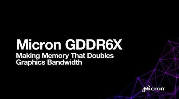 Making of GDDR6X