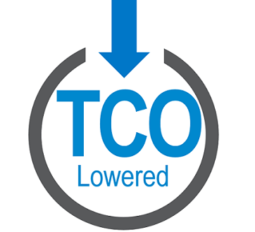 One of the top benefits of QLC SSDs is the Lower TCO offered.