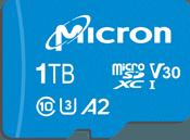Product Storage - MicroSD 1TB V30 storage