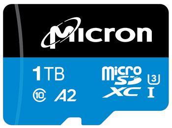 產品儲存 - MicroSD 1TB XC 工業級儲存裝置