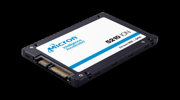 5210 ION 2.5-Inch SATA NAND Flash SSD