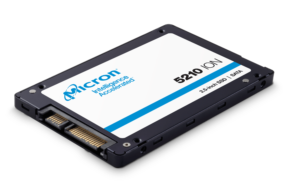 5210 ION 2.5 吋 SATA NAND 快閃記憶體 SSD