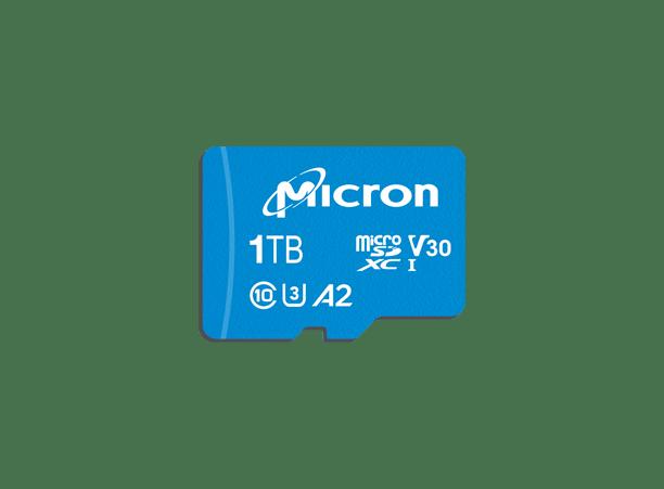 Micron Consumer MicroSD 1TB storage card