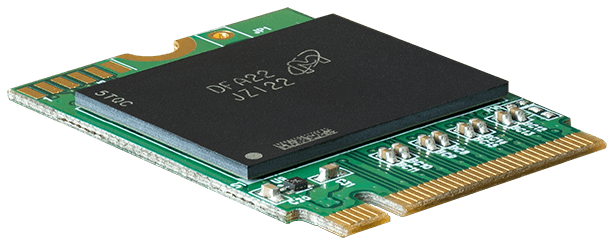 The Industrial M.2 form factor SSD