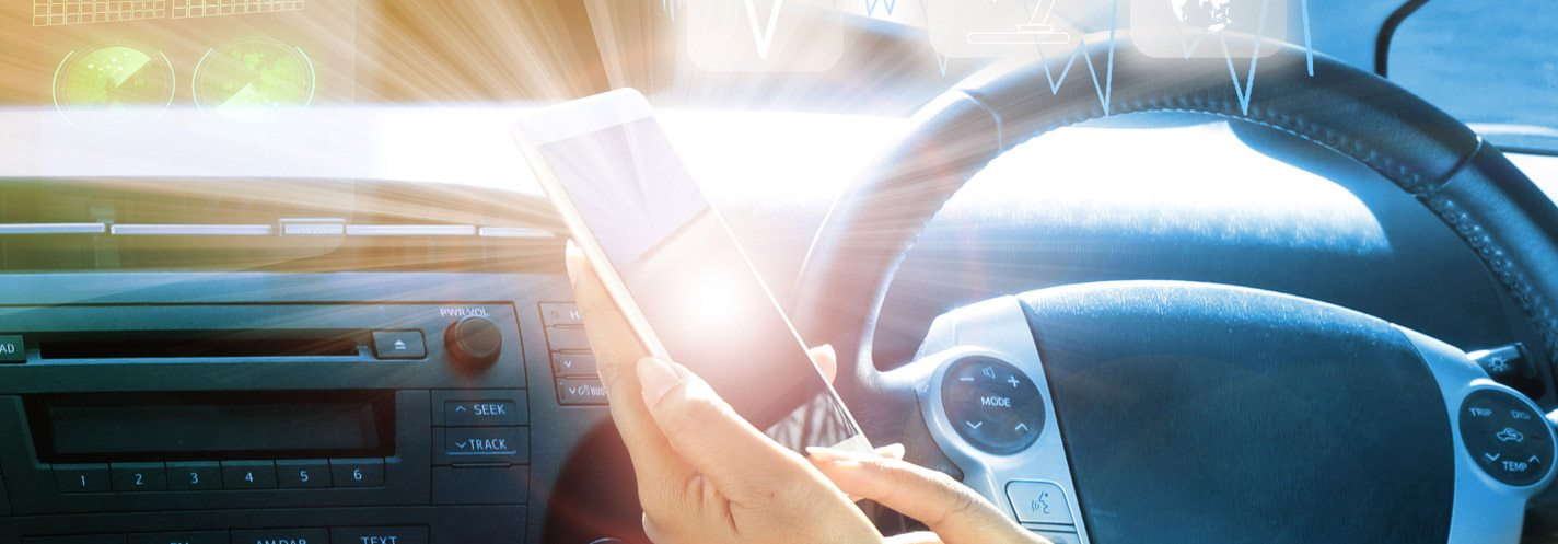 How Your Smartphone Is Accelerating The Personalization Of The Connected Car