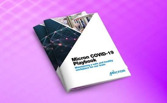 Micron COVID-19 Playbook