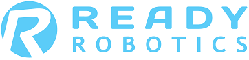 Ready Robotics logo